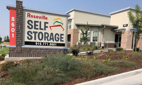 Roseville Self Storage Offering Safe And Reliable